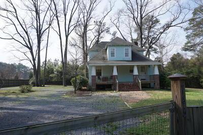 Rental For Rent: 745 S Ashe Street
