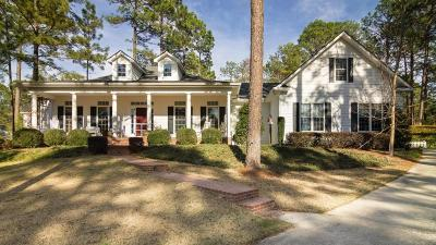 Pinehurst Single Family Home For Sale: 13 Chestnut Court
