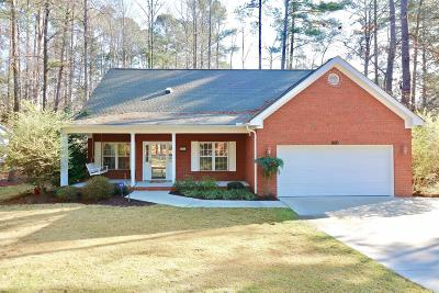 Pinehurst Single Family Home For Sale: 920 Burning Tree Road