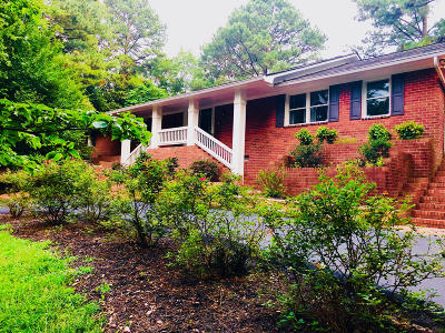 Whispering Pines Single Family Home For Sale: 87 S Lakeshore Drive