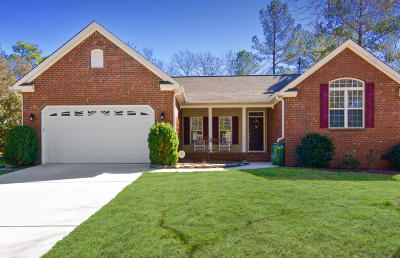 Pinehurst Single Family Home For Sale: 20 Bradley Lane
