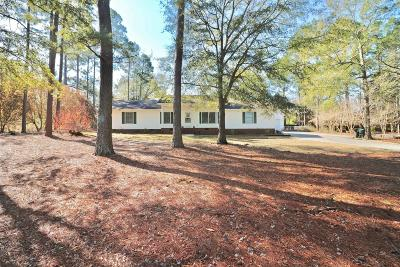Aberdeen Single Family Home For Sale: 800 Barnell Drive