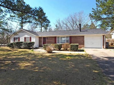 Pinehurst Single Family Home For Sale: 290 S Diamondhead Drive