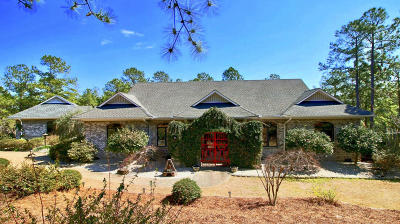 Pinewild Cc Single Family Home For Sale: 8 Troon Drive
