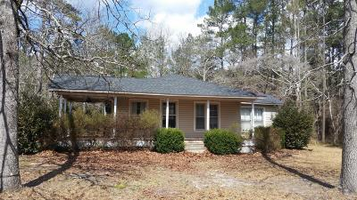 Vass Single Family Home Active/Contingent: 139 Grant Road