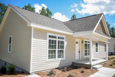 Vass Single Family Home For Sale: 295 Pickett Circle