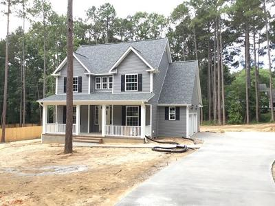 Southern Pines Single Family Home For Sale: 1808 E Indiana Avenue
