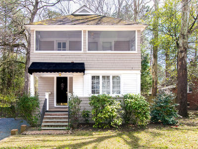 Downtown Single Family Home For Sale: 625 N May Street