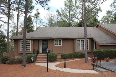 Moore County Condo/Townhouse Active/Contingent: 255 Tall Trees Drive