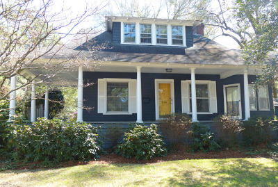 Southern Pines Single Family Home For Sale: 275 N May