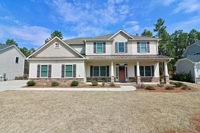 Southern Pines Single Family Home For Sale: 151 Broom Sedge Lane