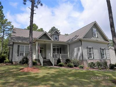Pinehurst Single Family Home For Sale: 280 Kingswood Circle