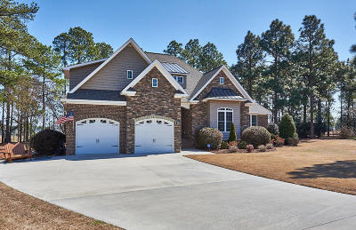 Whispering Pines Single Family Home For Sale: 107 Tomahawk Court