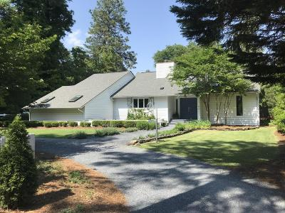 Pinehurst Single Family Home For Sale: 60 Short Road