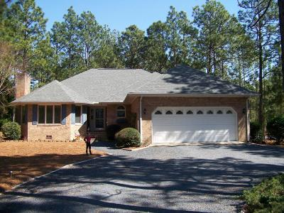 West End Single Family Home For Sale: 251 Longleaf Dr