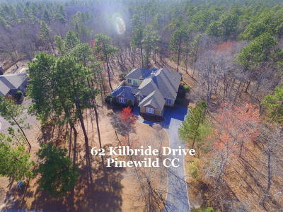 Pinewild Cc Single Family Home For Sale: 62 Kilbride Drive