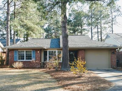 Pinehurst Single Family Home For Sale: 130 Pinehurst Trace Drive