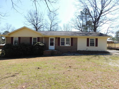 Cameron Single Family Home Active/Contingent: 75 Raindrop Lane