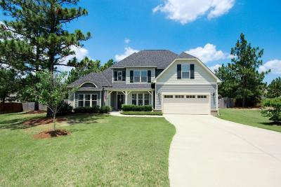 Moore County Single Family Home For Sale: 106 Courtyard Circle