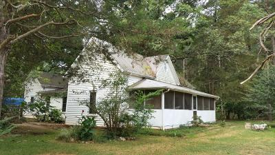 Star NC Single Family Home For Sale: $95,000