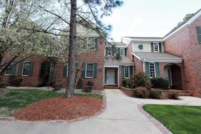 Southern Pines Condo/Townhouse For Sale: 2125 Creswell Drive