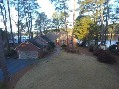 Whispering Pines Single Family Home For Sale: 85 Lakeview Drive
