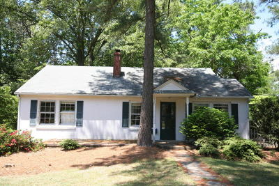 Moore County Rental For Rent: 400 S Ashe