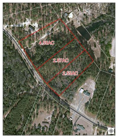 Jackson Springs Residential Lots & Land For Sale: 1896 Rose Ridge Road