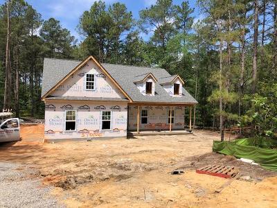 Single Family Home For Sale: 545 Longleaf Drive