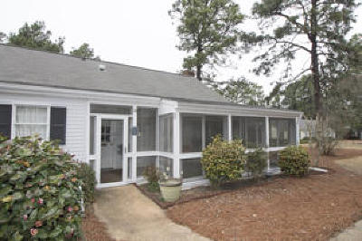 Southern Pines Condo/Townhouse For Sale: 10 Village Green Circle