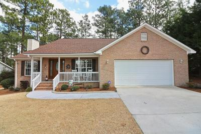 Pinehurst Single Family Home For Sale: 150 Spring Lake Drive