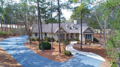 Pinewild Cc Single Family Home Active/Contingent: 53 Devon Drive