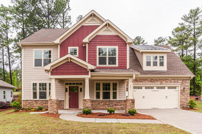 Moore County Single Family Home Active/Contingent: 295 Legacy Lakes Way