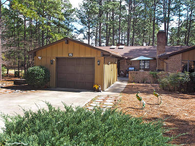 Southern Pines Condo/Townhouse For Sale: 649 Redwood Drive