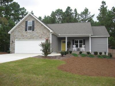 Pinehurst Single Family Home For Sale: 10 New Bedford Circle