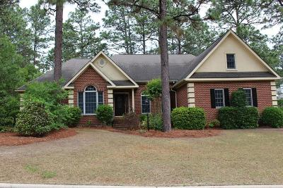 Southern Pines Single Family Home Active/Contingent: 35 McNish Road