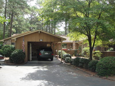 Southern Pines Condo/Townhouse For Sale: 645 Redwood Drive