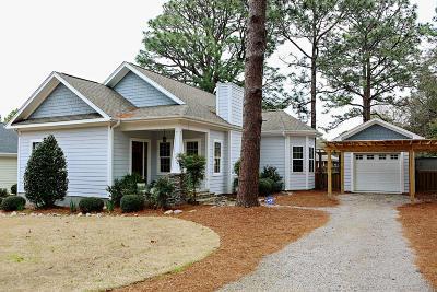 Southern Pines Single Family Home For Sale: 175 E Sheldon Road