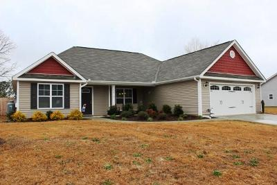 Aberdeen Single Family Home Active/Contingent: 454 Shepherd Trail