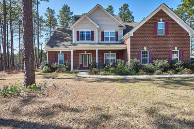 Whispering Pines Single Family Home Active/Contingent: 127 Centerwood Court