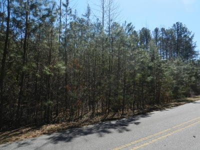 Foxfire Residential Lots & Land Active/Contingent: 61 N Shamrock Drive