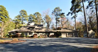 Southern Pines Farm For Sale: 628 Cross Country Lane