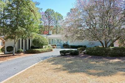 Whispering Pines Single Family Home Active/Contingent: 6 Piney Pt