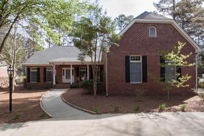 Pinehurst, Raleigh, Southern Pines Single Family Home Sold: 200 St Andrews Drive