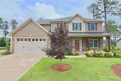 Southern Pines Single Family Home Active/Contingent: 350 Wiregrass Lane
