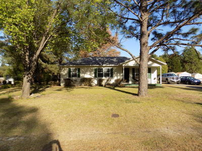 Aberdeen Single Family Home Active/Contingent: 103 Fullers Way