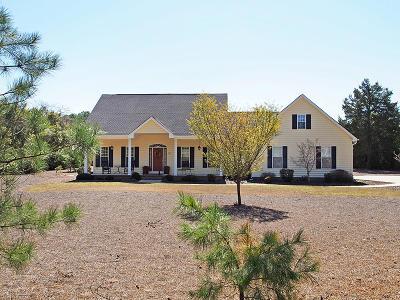 Foxfire Single Family Home Active/Contingent: 51 Richmond Road