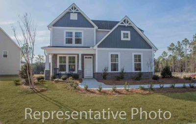 Cameron Single Family Home Active/Contingent: 384 Turriff Way