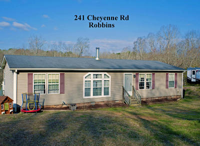 Single Family Home Sold: 241 Cheyenne Road