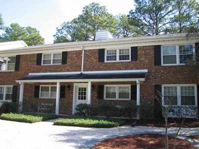 Moore County Condo/Townhouse For Sale: 317-A Driftwood Circle